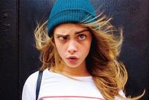 Las caras de Cara / Las fotos más divertidas de la modelo británica Cara Delavingne