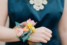Bridal Party Bouquets & Corsages