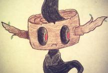 -Pokemon drawings-