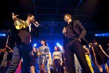 Robin Thicke y Rami presentador de la After party MTV con Vin Doré 24K   / Robin Thicke y Rami presentador de la After party MTV con Vin Doré 24K  http://vindore.com/cava-con-oro-24k.html