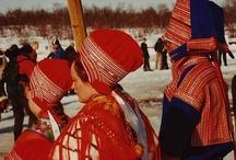 COSTUME: Saami / by Ria Runkee