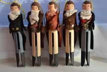peg dolls