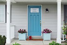 Curb Appeal / First impressions are lasting ones!  Ideas for making your home the one they'll never forget.
