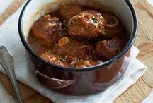 Koken Vlees / en Kip