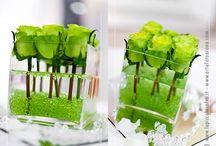 Green Wedding Ideas / by Ellen Martin Kramer