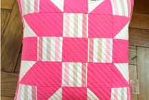 Patchwork - Baby cushions