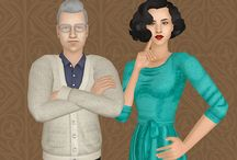 Sims - 3t2 - Roaring Heights