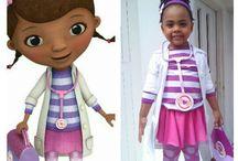 Doctora Juguetes- dr mcstuffin