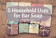 Soap Inspiration / Pretty soap, nifty tricks, and things to try.