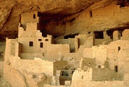 Mesa Verde / The amazing Mesa Verde National Park is a hop, skip and a jump away.