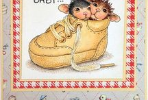 house mouse stampendous cards