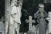 Cimetières, Anges