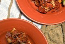 Recipes: Fish/Seafood