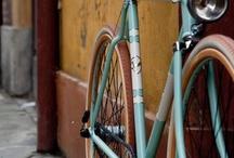 Vintage sykkel