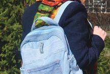 Backpack Re-design