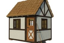 Irish / garden shed plans