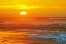 Zachody słońca