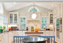 kitchens / by Anne Peck