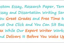 Academic Essay Writers