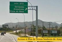 Curiosidades - Ruas, avenidas, alameda e ilha com nome Araçatuba