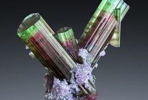 krystaller og ædelstene