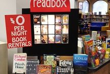 Display Ideas / by Cromaine Library