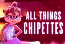 shaans chipettes party