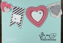 Valentines Day / Valentines Day card ideas