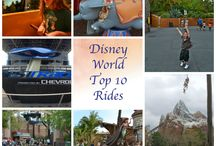Everything Disney / Posts about Disney World to help plan our next trip! / by Kristin Wheeler