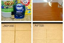 Homemade cleaning recipes