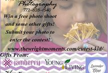 The Wright Moments Competitions / The Wright Moments Photography offers competitions with great prizes! https://www.facebook.com/thewrightmomentsphotography http://thewrightmoments.com/