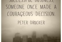 Business Inspiration / Insightful and inspiring quotes about innovation, entrepreneurship and business.
