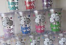 Art on cups