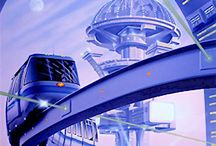 미래,도시,건축물,환겨ㅇ