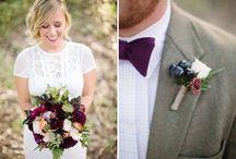 Стиль и цвет свадьбы