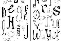 Font e calligrafia