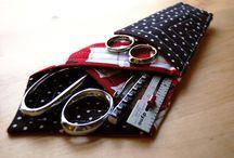 scissior holder,sewing kit stuff