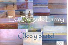 Delroy Obra pictórica e ilustraciones  / Cuadros dibujos e ilustraciones Delroy