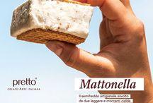 #MATTONELLA PRETTO? #ILMEGLIODALLANATURA / #PRETTO? #ILMEGLIODALLANATURA
