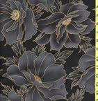 NEW ORIENTAL TRADITIONS  Fabrics - Nov. 2014 / Our newest arrivals of Oriental Traditions fabrics. Visit www.shiboriddragon.com / by Shibori Dragon