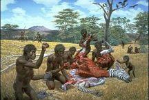 Prehistoria / Súper resumen de cómo evolucionó el ser humano