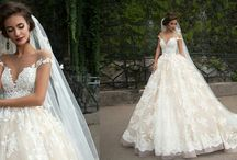 MY wedding dresses