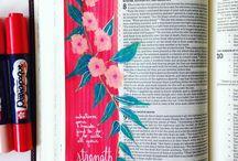Bible Journaling - Ecclesiastes