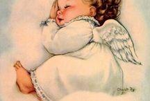 Ангелы, феи.