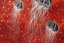 Australian indigenous art / Inspiring and beautiful art from indigenous Australians