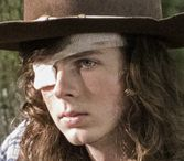 Carl Grimes/ Chandler Riggs