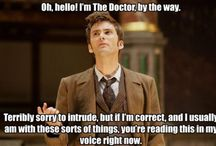 Dr Who!