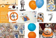 Star Wars Party / Children's Star Wars Party