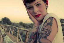 tattoo girlz