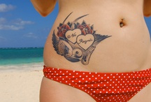 ink / getting a tattoo with my mum in the summer - some ideas / by Chantal Stepa